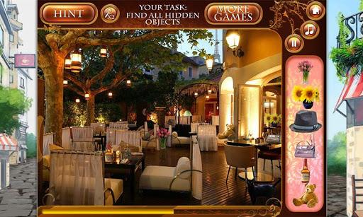 Игра Поездка в Париж для планшетов на Android