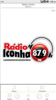 Rádio iconha fm 87,9