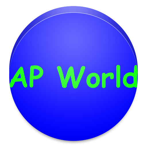 ap world review Ap world history regions, time periods and dynasties advanced placement world history is designed by the collegeboard to give high school students the opportunity.