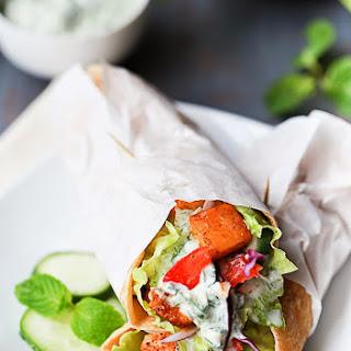 Gyros- Greek style sandwich