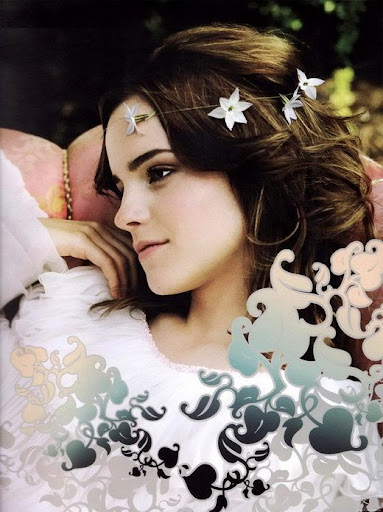emma watson vintage. Bonus Cheesecake: Emma Watson (from the Harry Potter film series) is now 19.