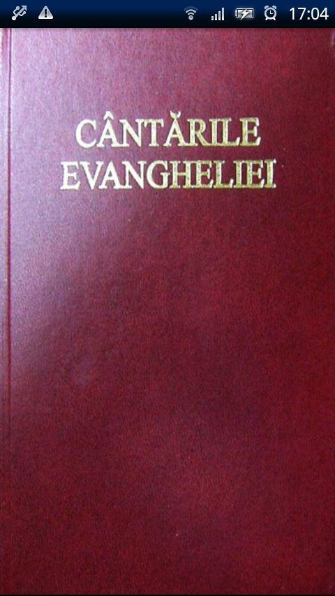 Cantarile Evangheliei- screenshot