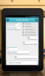 CometChat Legacy screenshot