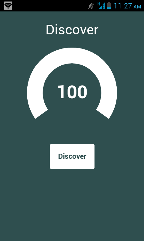 Discover- screenshot