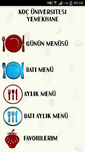 玩免費生產應用APP|下載Koç Yemekhane app不用錢|硬是要APP