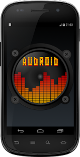 Audroid the AudioManager - screenshot thumbnail