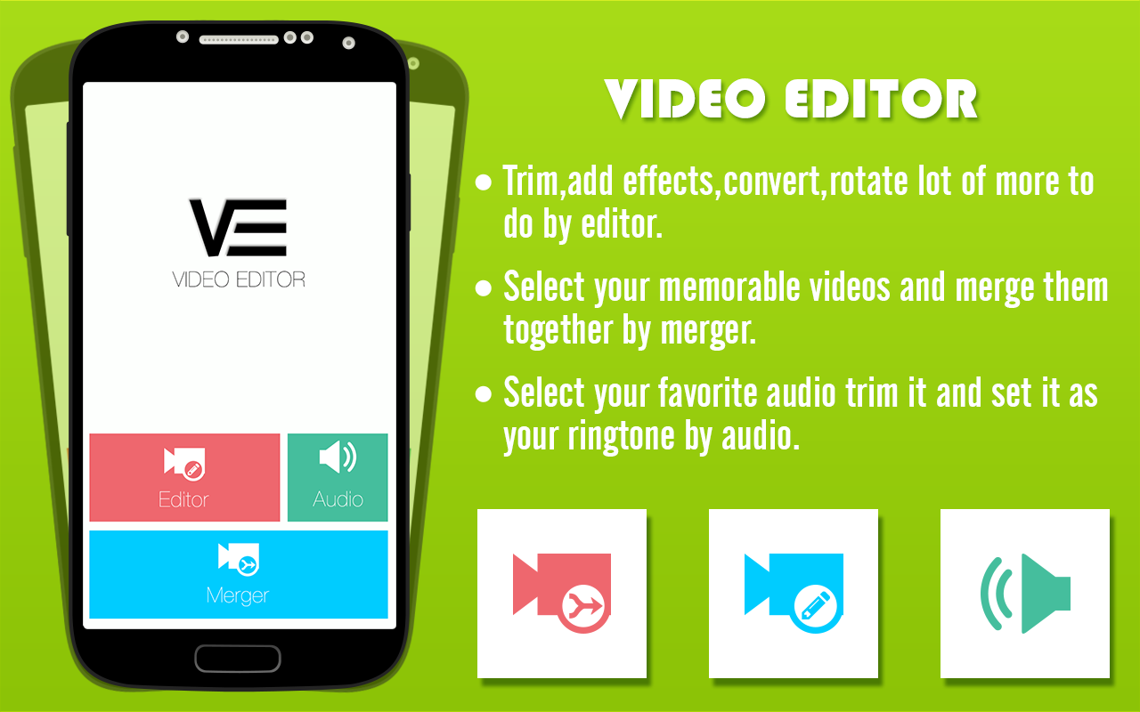 Image result for Edit and share your video Smartphone Videos