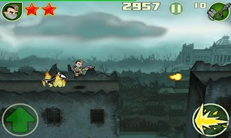 Screenshot of Victory March Lite