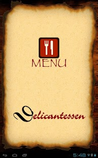 eMenu for Restaurant- screenshot thumbnail