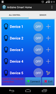 Arduino Smart Home Automation- screenshot thumbnail