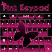 Pink Keypad Free