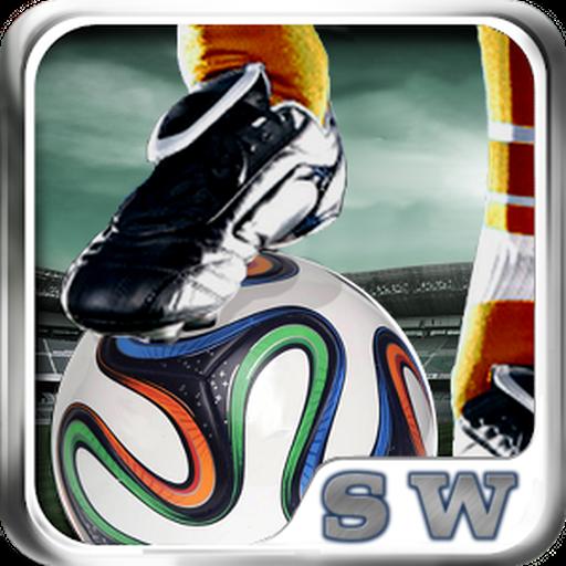 足球世界2014 LOGO-APP點子