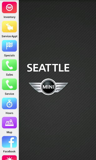 Seattle MINI Dealer App