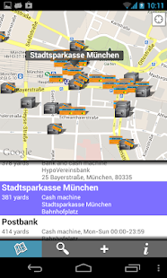 Find Banks and ATMs - screenshot thumbnail