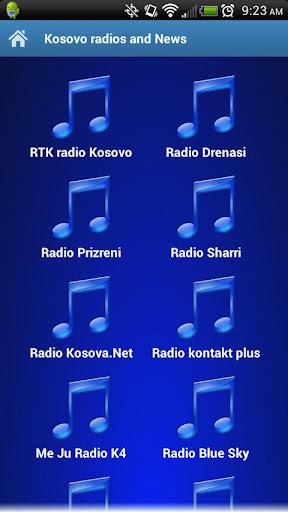 Kosovo Radios