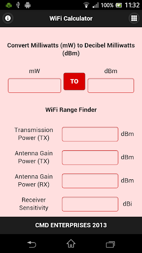 WiFi Calc for Android