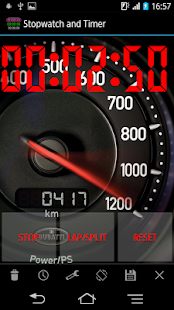 Stopwatch & Timer- screenshot thumbnail