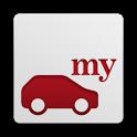 mobility car icon