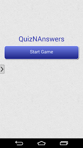 Quiz Answer