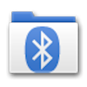 Bluetooth File Transfer logo