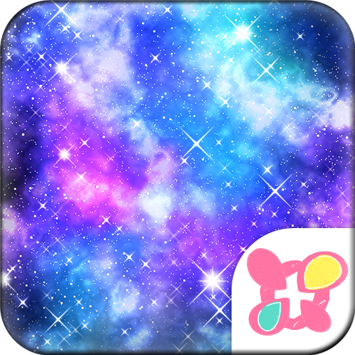 Cute Theme-Diamond Nebula- Icon