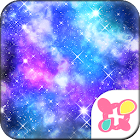 クール壁紙 Diamond Galaxy icon