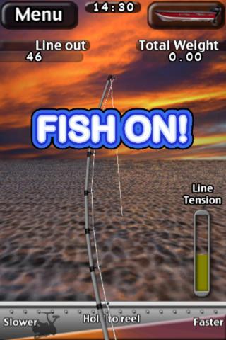 i Fishing Saltwater - screenshot