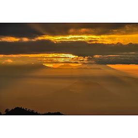 Sunrise at Bromo by Suriati Yacob - Instagram & Mobile iPhone