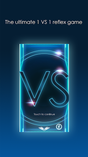 Versus: 2-player reflex game