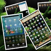 Aquarium Theme for TABLETs