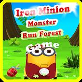 Minion Monster Run Forest