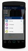 Screenshot of QVC (UK)