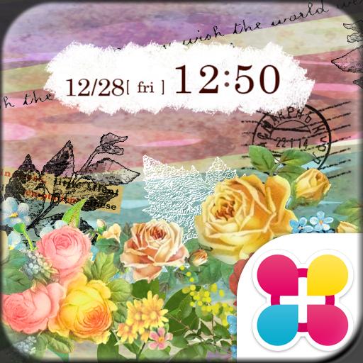 Pastel Flowers Wallpaper Theme Icon