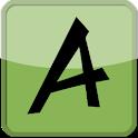 Ask, Advise, Decide on Azooca logo