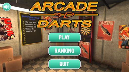 【免費解謎App】Arcade Darts 3D-APP點子