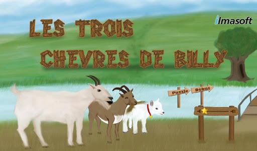 Les Trois Chèvres De Billy