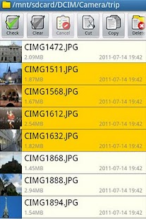 File Manager - screenshot thumbnail
