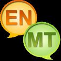 English Maltese dictionary + icon