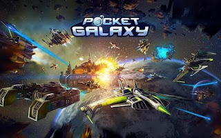 Screenshot of Pocket Galaxy Beta (Space-MMO)