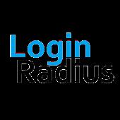 Social login by LoginRadius