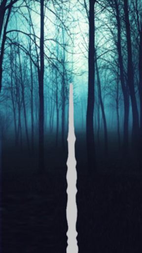 Wand Flashlight Widget