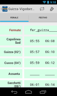 Orari Autobus Padova - screenshot thumbnail