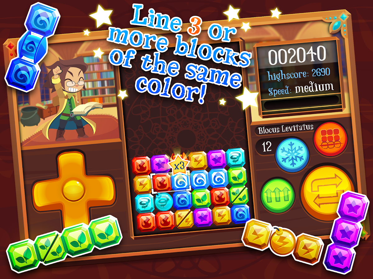 Magic Match - Matching-3 Game- screenshot