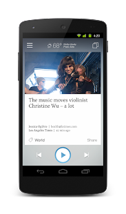 Newsbeat : Daily Audio Brief- screenshot thumbnail