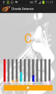 Chords Detector