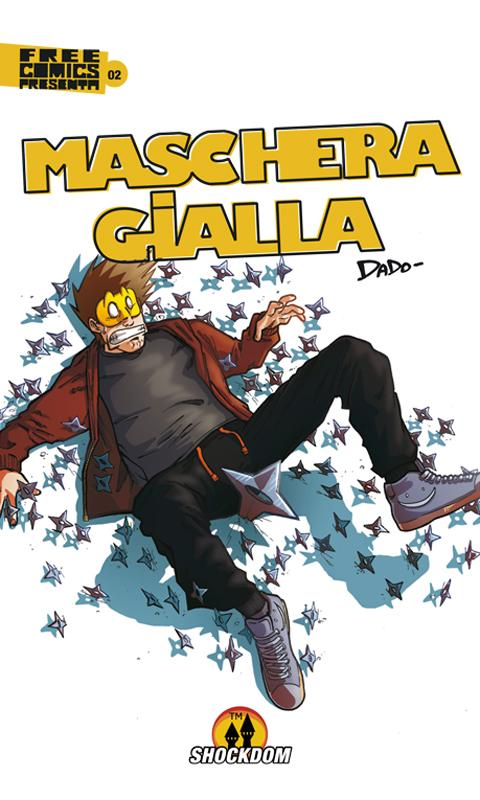 Maschera Gialla 02 - Phone - screenshot