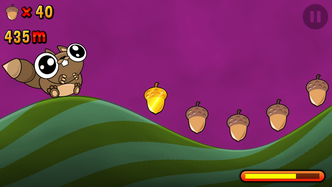 Noogra Nuts Joyride- screenshot
