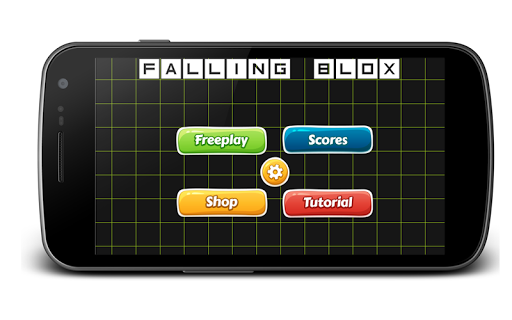 Falling Blox