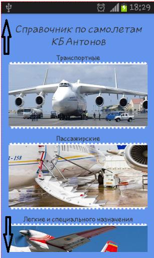 Самолеты Ан Антонов
