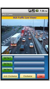 M25 Cams - screenshot thumbnail
